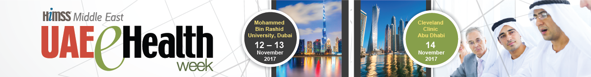 HIMSS Middle East UAE eHealth Week 2017